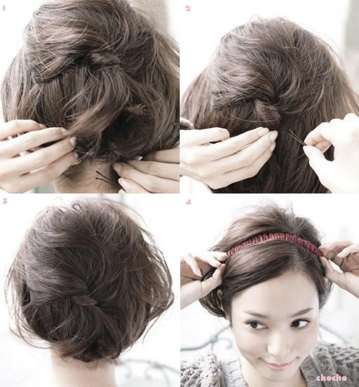 berarti potongan rambut model bob sampai model rambut yang benar benar
