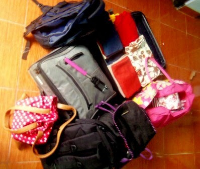 [Seseruan] Packing untuk Mudik Lebaran