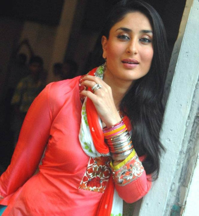 Kareena Kapoor in BodyGuard Suit - Kareena Kapoor BodyGuard Suit Pics