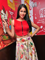 Lavanya at Red Fm Radio station-cover-photo