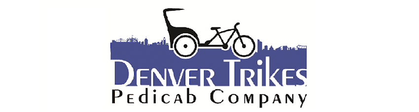 Denver Trikes Pedicab Company - Downtown