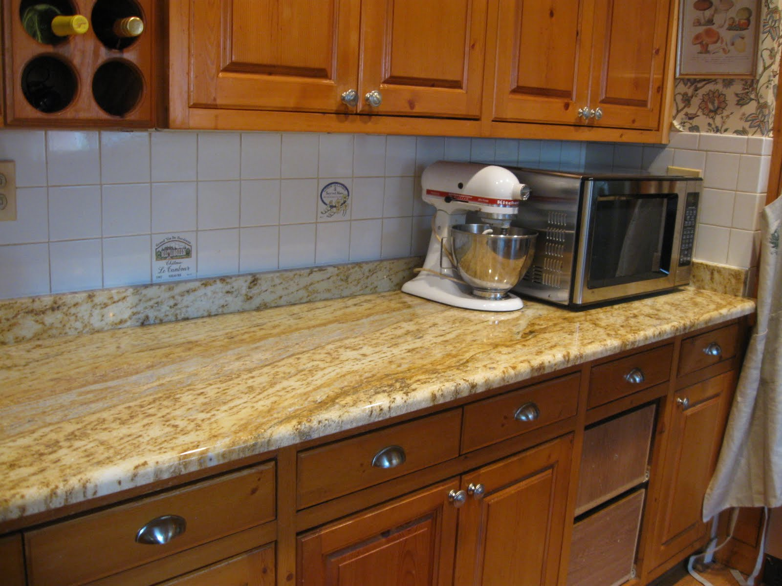 Heart Pine Kitchen Cabinets Countertops