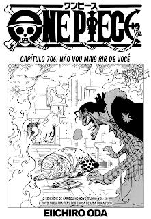 One Piece 706 Mangá Português Leitura Online Agaleradosanimes.net