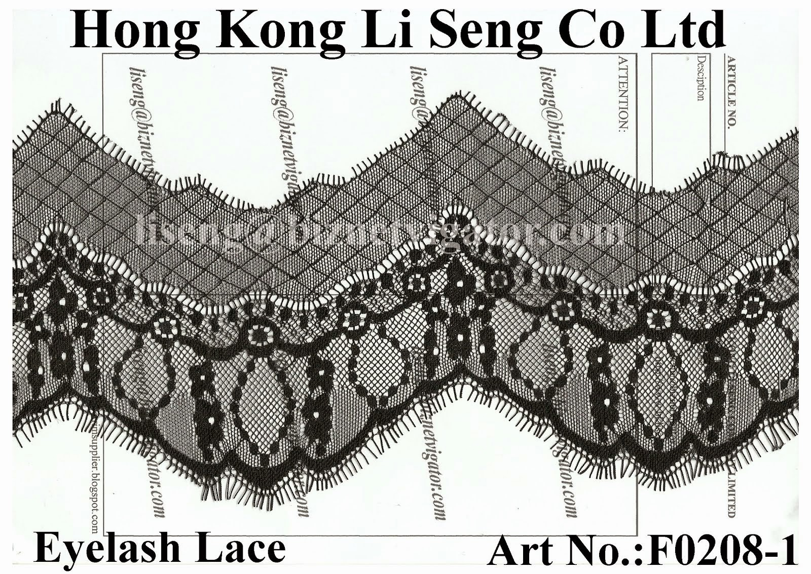 New Lace Pattern