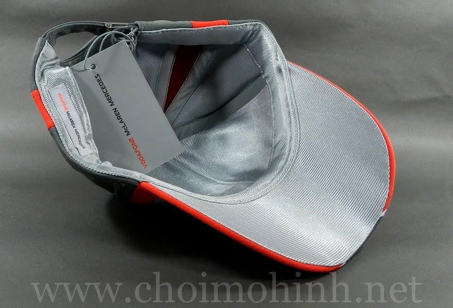 Nón Vodafone McLaren Mercedes