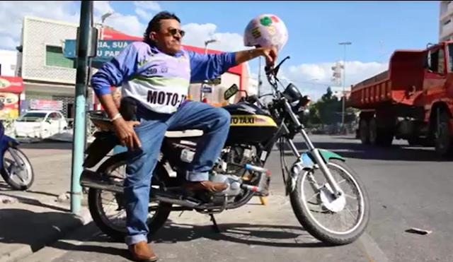 A Propaganda mais Bizarra do Brasil (Mototaxista Tourinho)