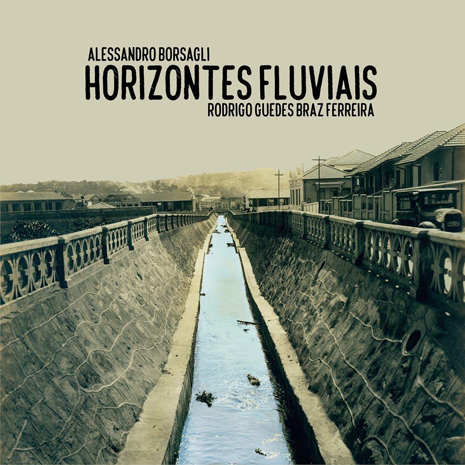 Livro Horizontes Fluviais a venda