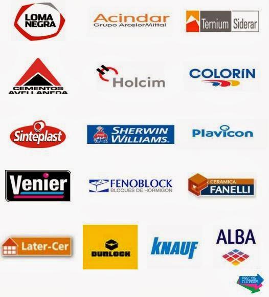 materiales construccion precios cuidados proveedores