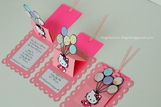 hello kitty baby shower invitations