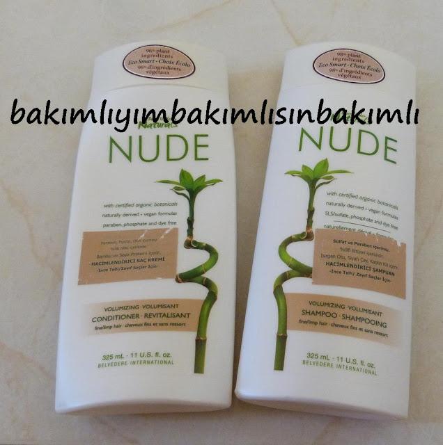 down under naturals nude hacimlendirici şampuan kullananlar