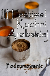 (III Festiwal kuchni arabskiej