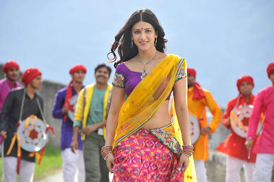 sruthi han in gabbar singh hot images