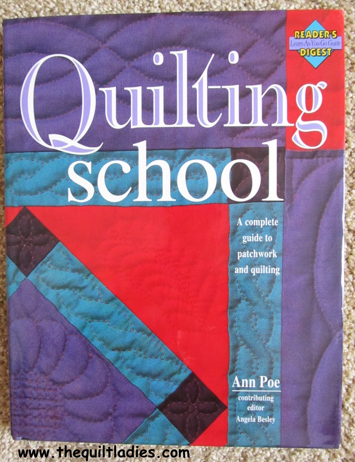 Quilt Books every Quilter Needs