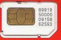 Airtel SIM card 32 number for PUK code