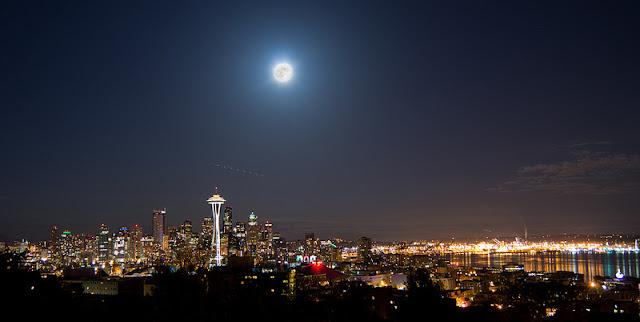 la périgée lunaire 2012