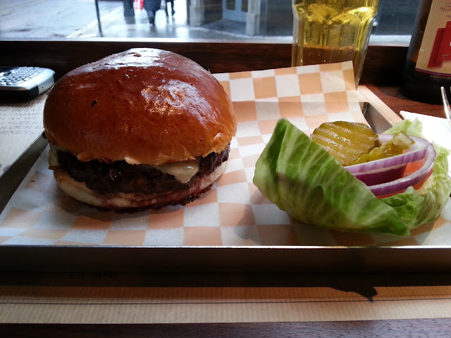 BRGR.CO Soho 6oz Burger