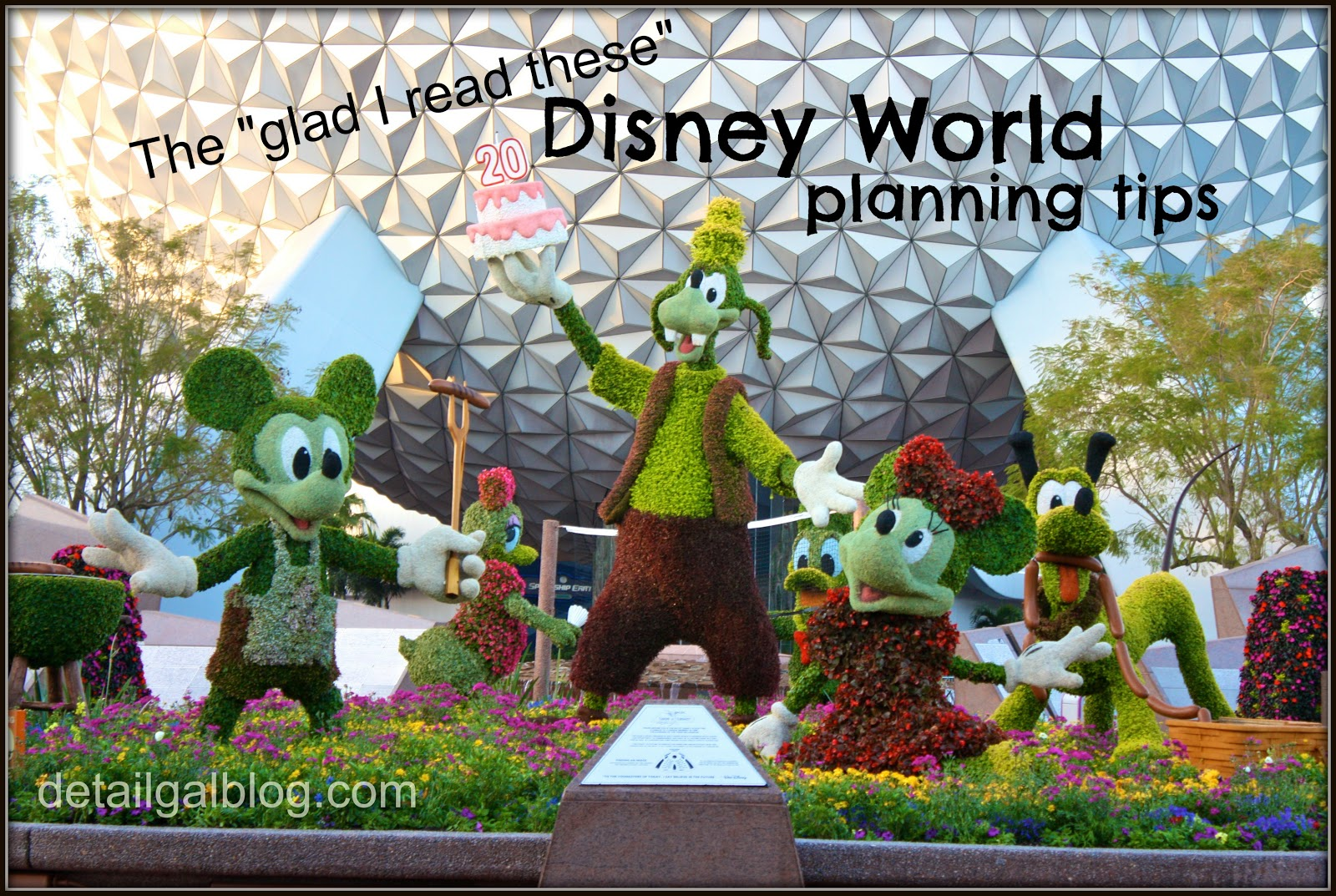 www.detailgal.com: Disney World Planning Tips: Resorts, Itineraries ...