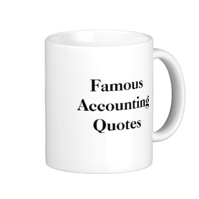 Funny Accountant Quotes