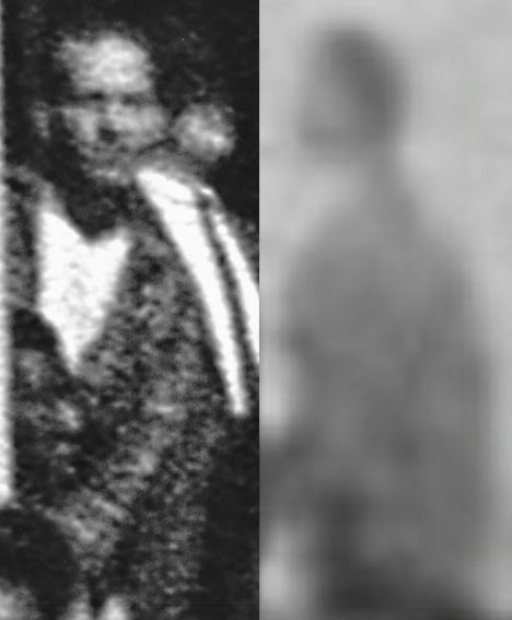 A comparison of the Altgens 6 photo and a very blurred frame from the Couch film, demonstrating the hypocrisy and double standards of Ralph Cinque and the Oswald Innocence Campaign