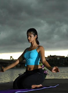 Ileana High Quality Yoga Excercise Images