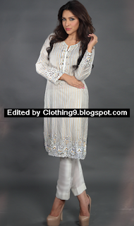 Nadia Farooqui fall/eid dress collection 2015 for women
