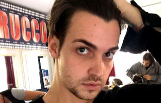 Valerio Scanu Instagram foto