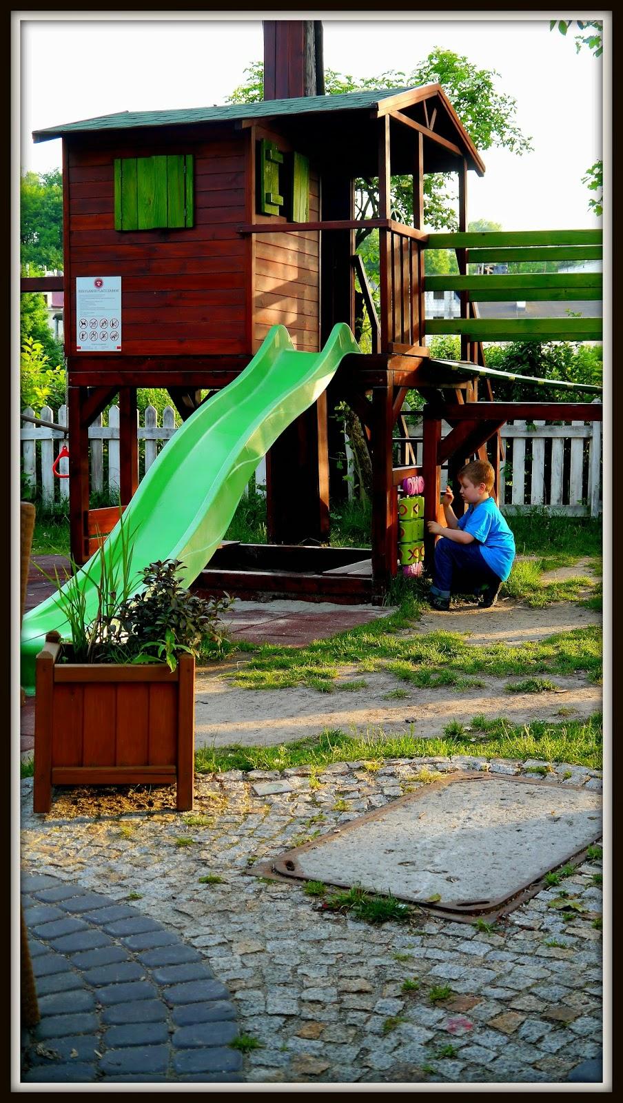 Focha42, miejsce zabaw dla dzieci