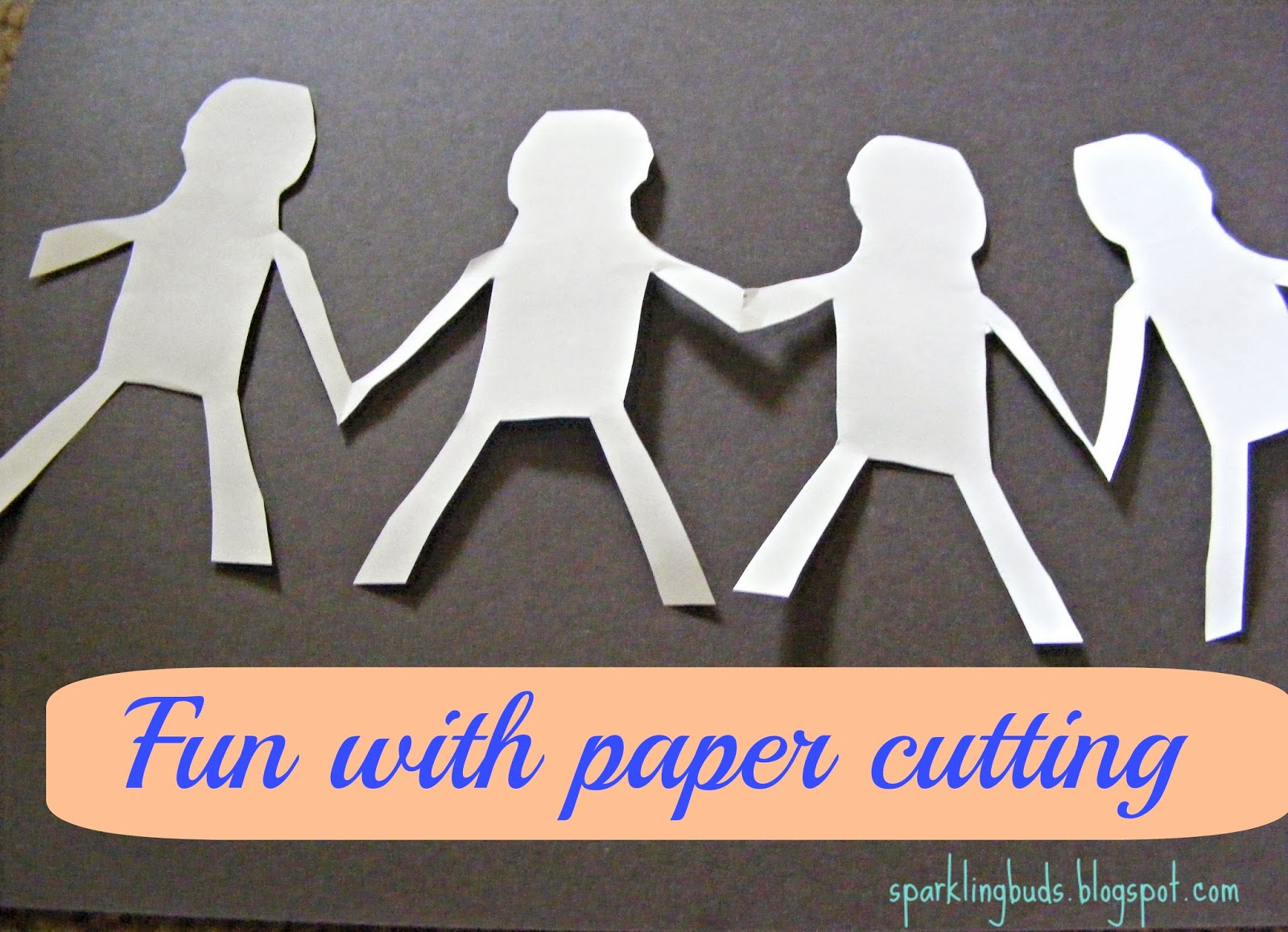 Papercutting Fun And Easy For Kids Sparklingbuds