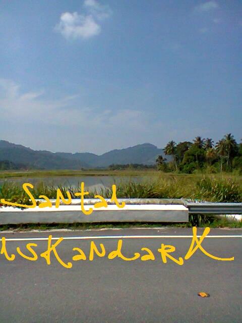 santai, Santai iskandarX, gambar, Pemandangan, Bendang, Sawah, Padi, Balik Pulau, Sungai Nipah, Penang