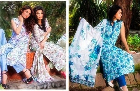 LaRose Lawn Collection 2014