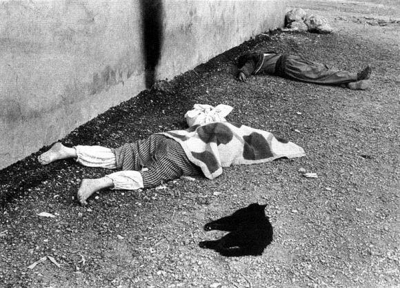 Serangan senjata kimia di Halabja Irak tahun 1988