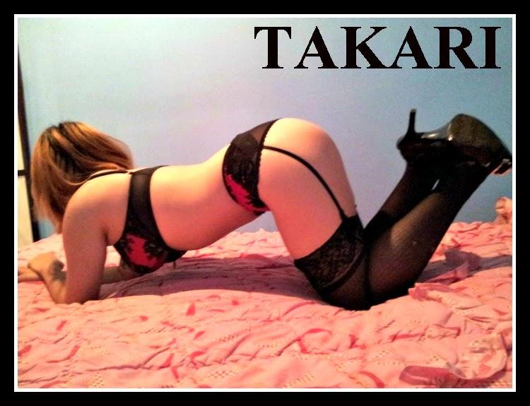 Takari - She's Back