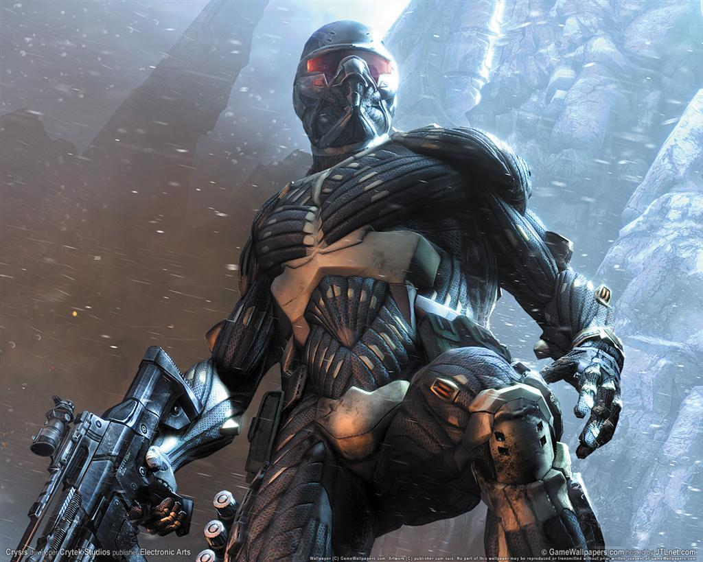 Crysis HD & Widescreen Wallpaper 0.00398327303836954