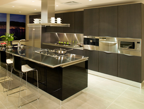 Yvonne potter interior design blog september top 3 for Modern kitchen design for condo