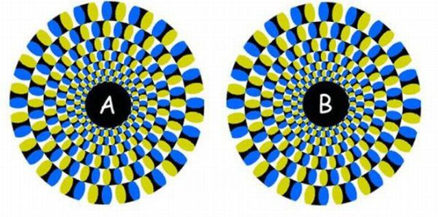 Best Brain Confusing Optical Illusions - Unusual Facts
