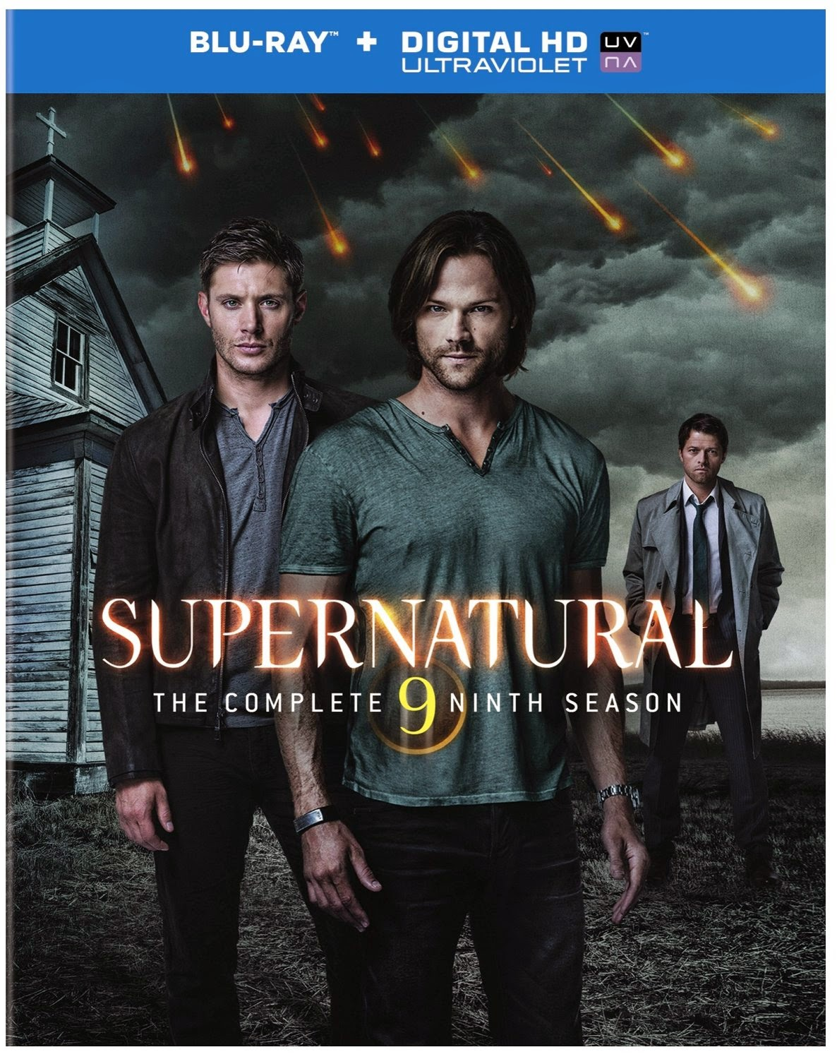 Enter To Win Supernatural