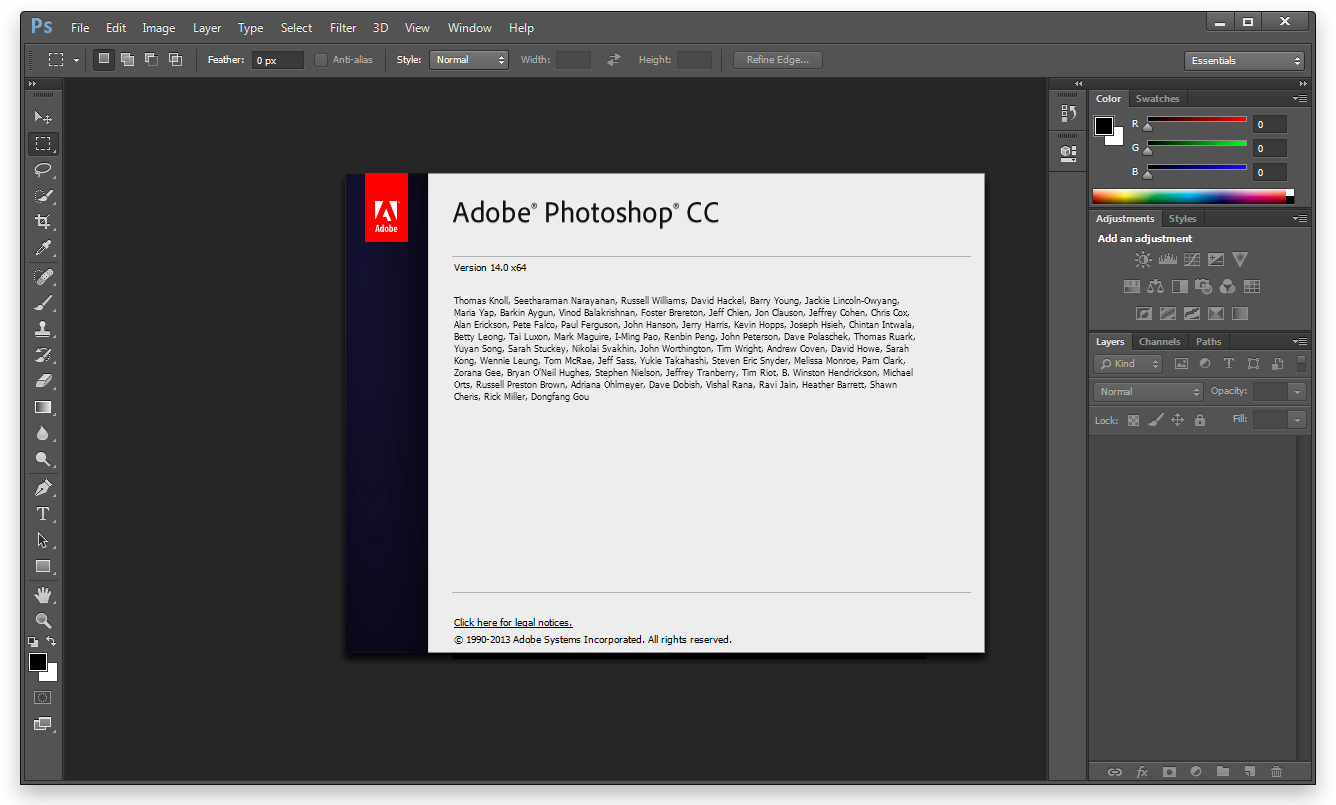 photo shop adobe
