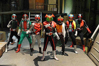 Kamen Rider Movie Wars MEGAMAX Summaries