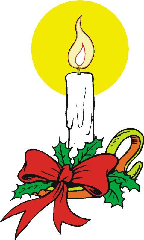 Gifs y fondos paz enla tormenta im genes de clip art de velas navide as for Velas navidenas