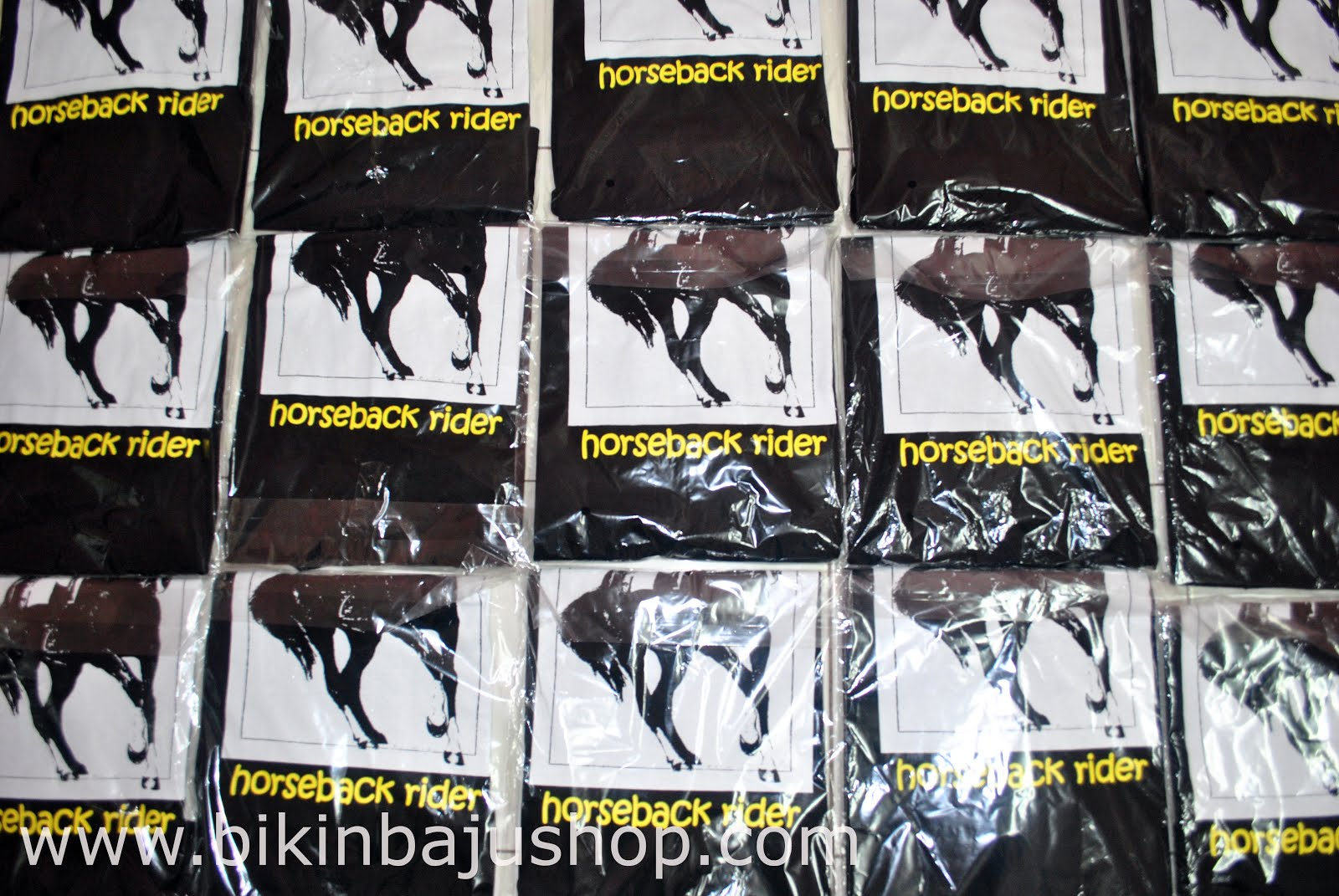 Portfolio:Horseback Rider Kuantan