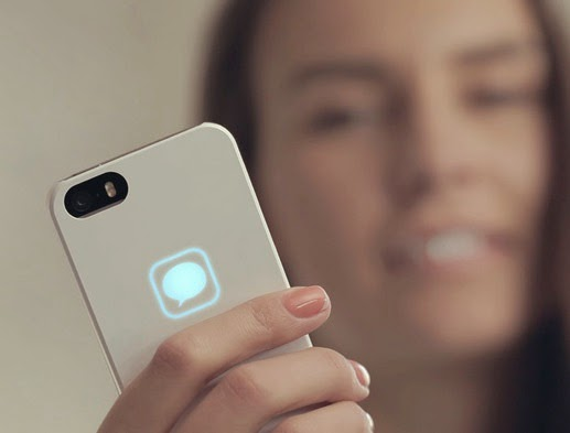 Lunecase Brings iPhone Notification Light Case