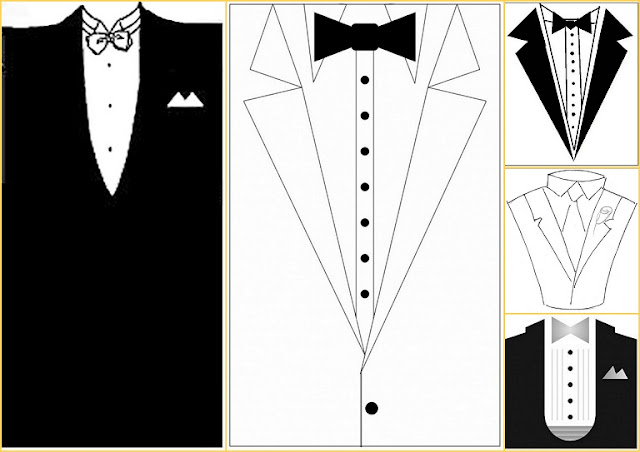 Tuxedo Templates. | Oh My Fiesta Wedding!