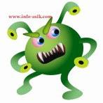Ciri-Ciri Virus dan Contoh Virus