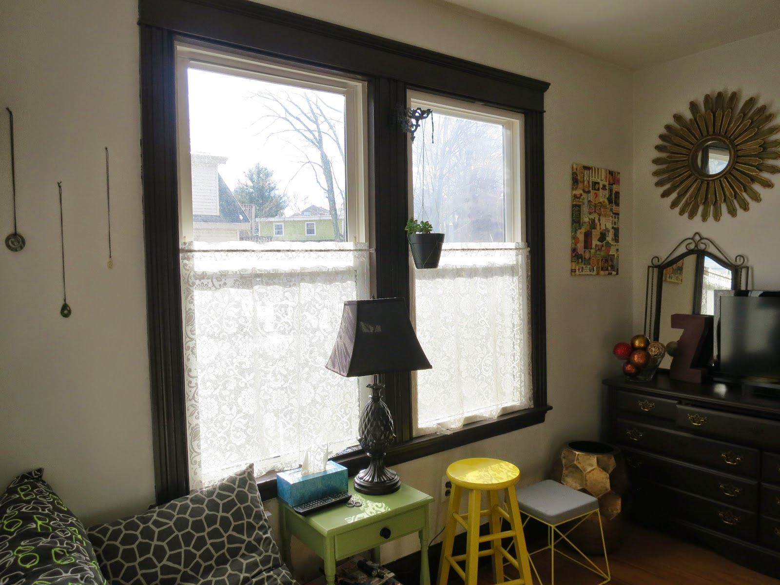 Diy Interior Storm Windows