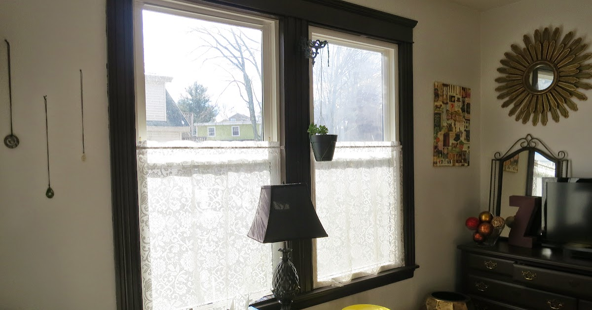 Haphazard Musings And Creations Diy Interior Storm Windows
