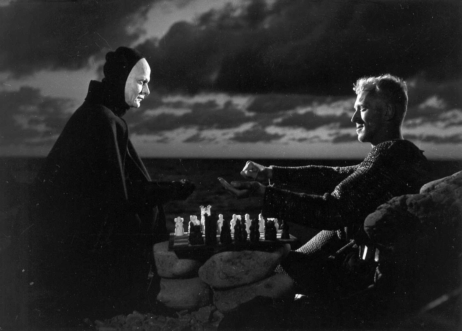Diálogo de El séptimo sello de Ingmar Bergman