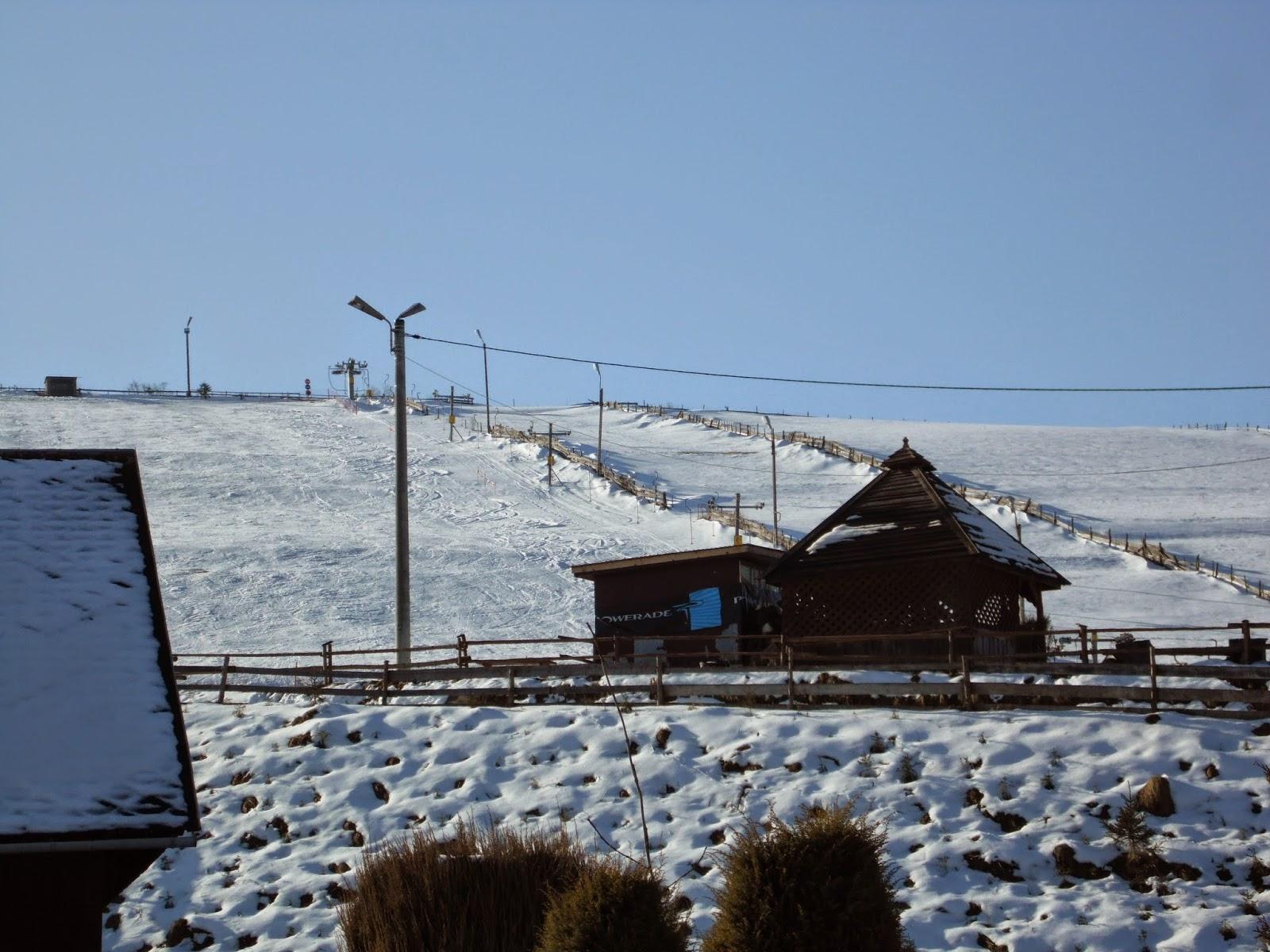 Kacwin wyciąg narciarski