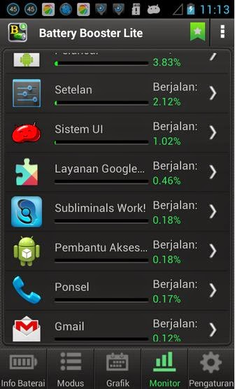 Download Battery Booster Android 5
