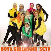 BoyGirlband Indonesia [BGBI] SCTV 2012 (Update)