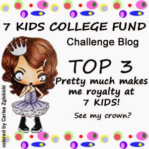 "TOP 3 ""7 kids Challenge Blog"""